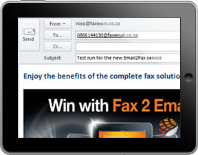 Gmail2Fax - Send a fax from Gmail
